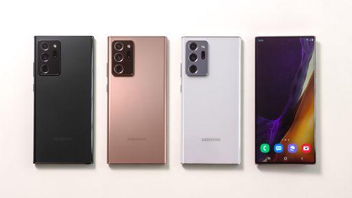 Galaxy Note 20 Ultra: primeiros reviews destacam a tela e elogiam o dispositivo