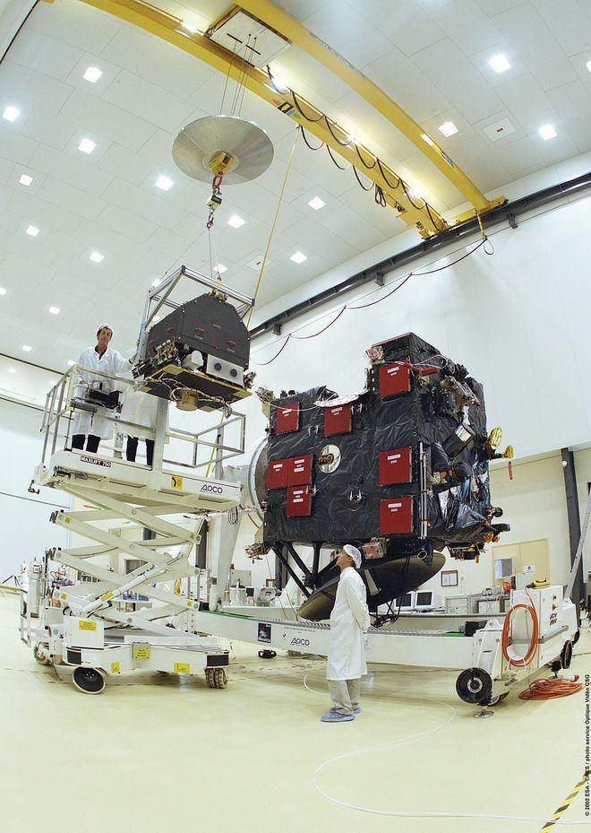 Robô de sonda Rosetta