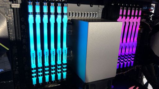 HyperX lança novas memórias Fury DDR4 com iluminação RGB