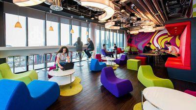 Funcionários da Google são mais produtivos devido aos benefícios da empresa?