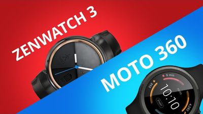Asus Zenwatch 3 vs Moto 360 [Comparativo smartwatches]