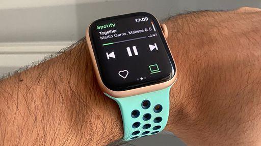 Como desativar o player de reprodução automática no Apple Watch