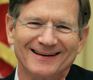 Lamar Smith, autor do Projeto de lei SOPA
