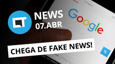 Google contra fake news; golpe de Páscoa no Whatsapp; Surface Pro 5 e + [CTNews]