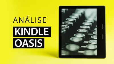 Kindle Oasis (2019): o melhor leitor de ebooks no Brasil [Análise/Review]
