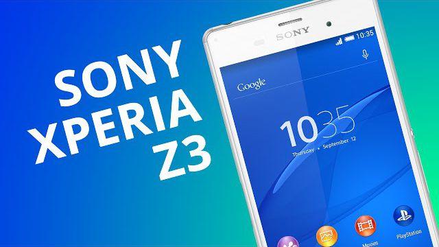c73c18b98 Sony Xperia Z3  um excelente smartphone com preço alto demais  Análise  -  Vídeos - Canaltech