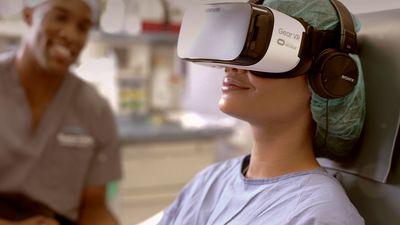Samsung testa uso da realidade virtual para aliviar dor de pacientes internados