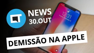 Demissão na Apple por causa do iPhone X;  Vietnã bane uso de Bitcoins [CT News]