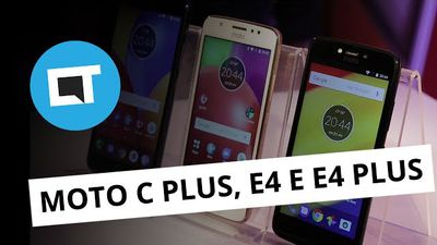 Moto C Plus, Moto E4 e E4 Plus [Hands-on]