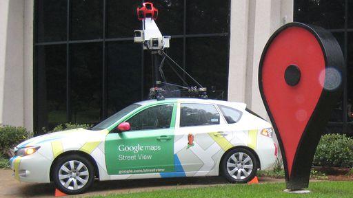 Google Street View inclui mais 77 cidades brasileiras