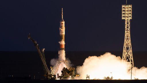 NASA compra voo adicional com os russos para garantir sua presença na ISS
