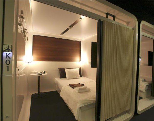 Hotel Cabine