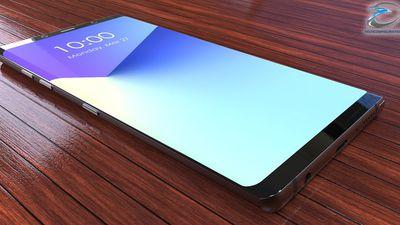 """Site cria modelo do Galaxy Note 8 com """"90% de precisão"""""""
