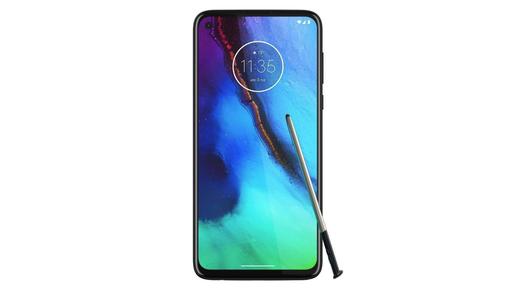 É você, Galaxy Note? Vaza imagem de celular da Motorola com caneta tipo S Pen