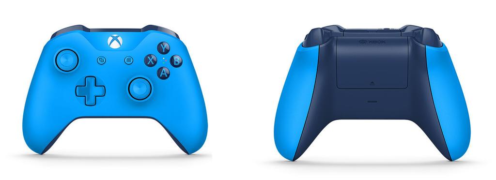 Novos controles Xbox One