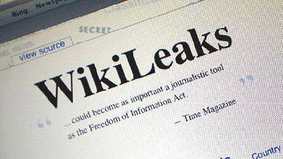 Hackers alteram página inicial do WikiLeaks após suposto desafio
