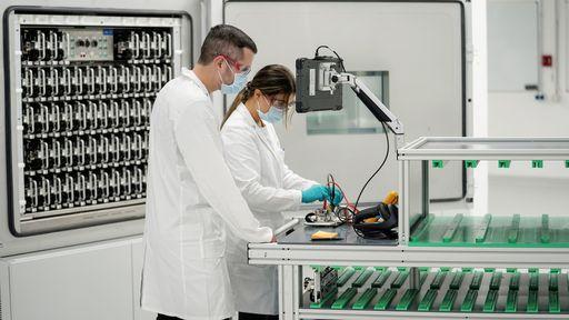 Volkswagen está perto de criar suas próprias células de bateria