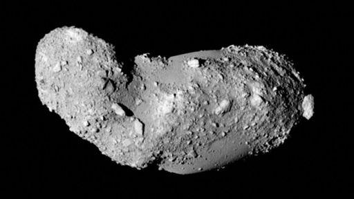 Amostra de asteroide coletada por missão japonesa tem água e compostos orgânicos