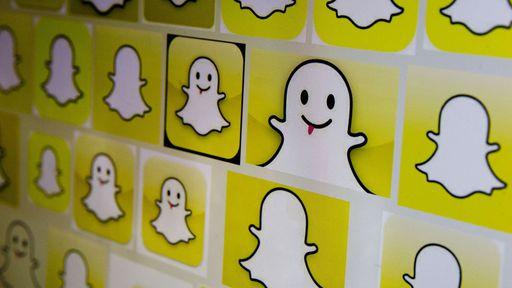 Snapchat apaga página oficial do Facebook