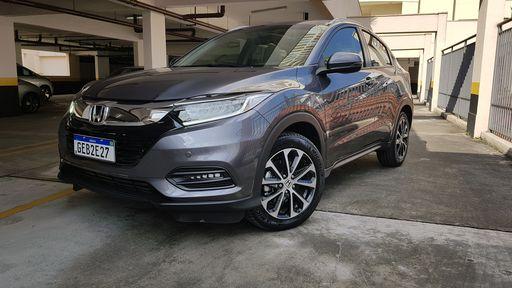 Review Honda HR-V Touring   SUV se destaca pelo desempenho e equilíbrio