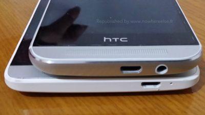 Vazam mais imagens do sucessor do HTC One