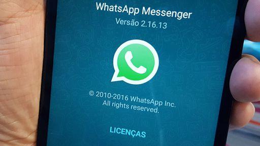 WhatsApp permitirá o envio de vídeos curtos em formato GIF
