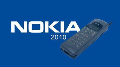Nokia deve relançar seu clássico modelo 2010, aponta rumor