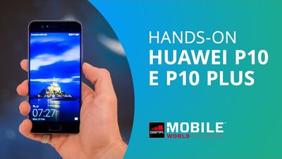 Huawei P10 e Huawei P10 Plus [Hands-on MWC 2017]