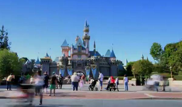 Disney TIme-lapse