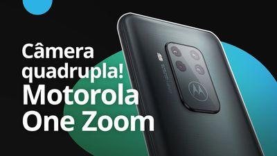Vazou! Motorola Zoom terá três cores zoom híbrido e câmera quadrupla! [CT News]