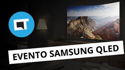 Samsung lança telas QLED de até R$ 87 mil