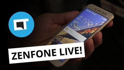 Zenfone Live: Primeiras impressões | Canaltech