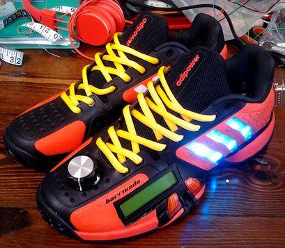 Social Media Shoe Adidas