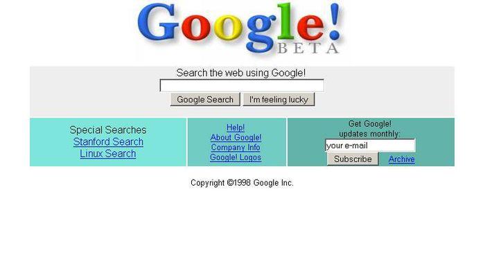 28b6d67f00 Conheça a história dos buscadores e veja como o Google alcançou o topo -  Internet