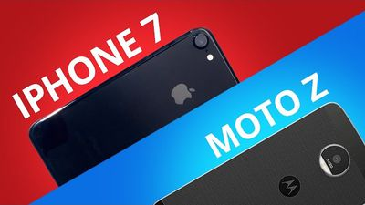 Moto Z VS iPhone 7 [Comparativo]
