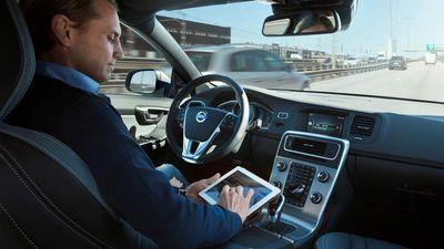 Volvo cria empresa para desenvolver software de condução autônoma