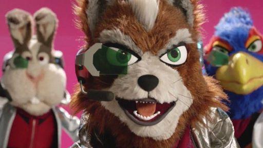 Star Fox Zero é adiado e agora só chega em 2016