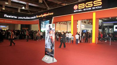 Brasil Game Show e TAM renovam parceria para 2016