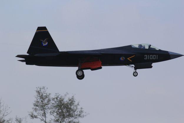 Shenyang J-31