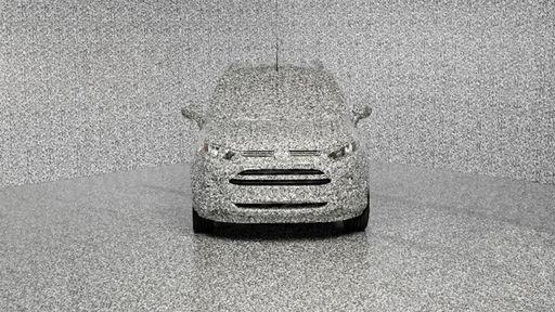 Ford cria camuflagem curiosa para esconder design de seus novos carros