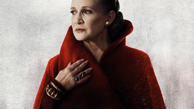 Carrie Fisher estará em novo Star Wars em imagens não usadas no Episódio VII