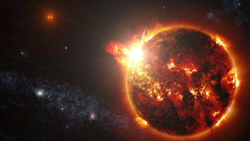 """Estas estrelas ficaram """"escondidas"""" em meio às anãs vermelhas da Via Láctea"""
