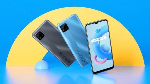 Realme C20 é o mais novo celular baratinho da marca chinesa