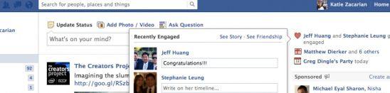 Facebook ferramenta casamentos
