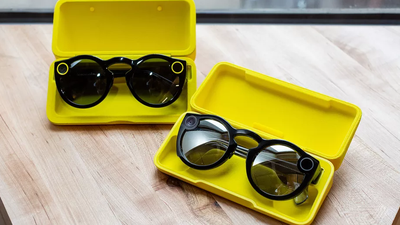 Chefe da divisão dos óculos Spectacles deixa a Snap