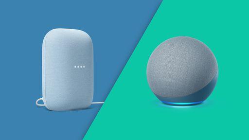 Google Nest Audio vs Amazon Echo: qual merece equipar o som da sua casa?