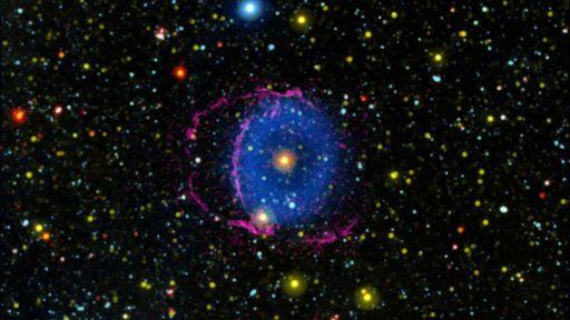 """Nebulosa que intrigou cientistas por 16 anos se formou por """"canibalismo estelar"""""""