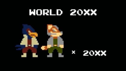 Fox e Falco viram personagens de Mario Bros em animação