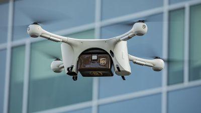 Hospital dos EUA está usando drones para transportar amostras para exames
