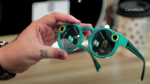 Snapchat pode ter nova versão dos seus óculos de realidade aumentada em maio